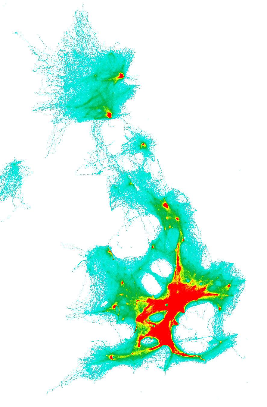 FASVIG VSA Heatmap