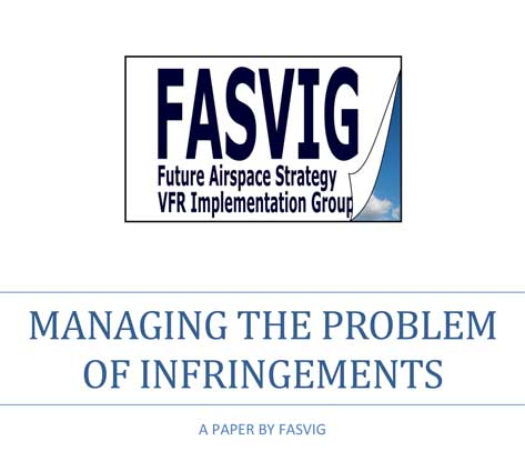 Managing the Problem of Infringements