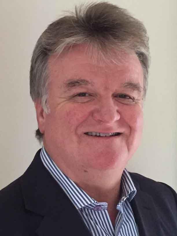 New Programme Coordinator – Steve Green